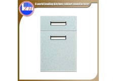 High gloss acrylic kitchen cabinets door with ZH-8634A acrylic sheet