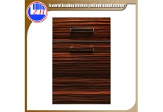 High gloss acrylic kitchen cabinets door with DM9601 acrylic sheet