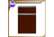 High gloss UV kitchen cabinets door ZH-979