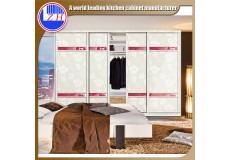 Sliding door wardrobe - DM9620 9618