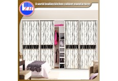 Sliding door wardrobe - DM9646 9644