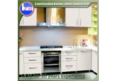 High gloss acrylic kitchen cabinets - DM9602