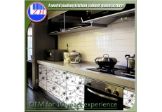 High gloss acrylic kitchen cabinets - DM9605