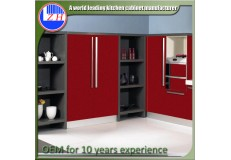 High gloss acrylic kitchen cabinets - DM9615