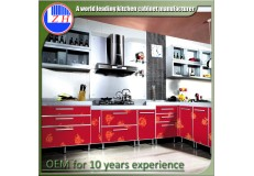 High gloss acrylic kitchen cabinets - DM9625