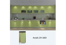 high gloss acrylic kitchen cabinets