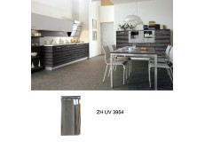 Maldives modern apartment project modular kitchen cabinet ZH3954