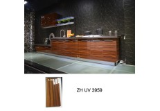 Maldives modern apartment project modular kitchen cabinet ZH3959