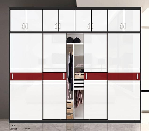 High Gloss Kitchen Cabinet Customized Kitchen Cabinets Sliding