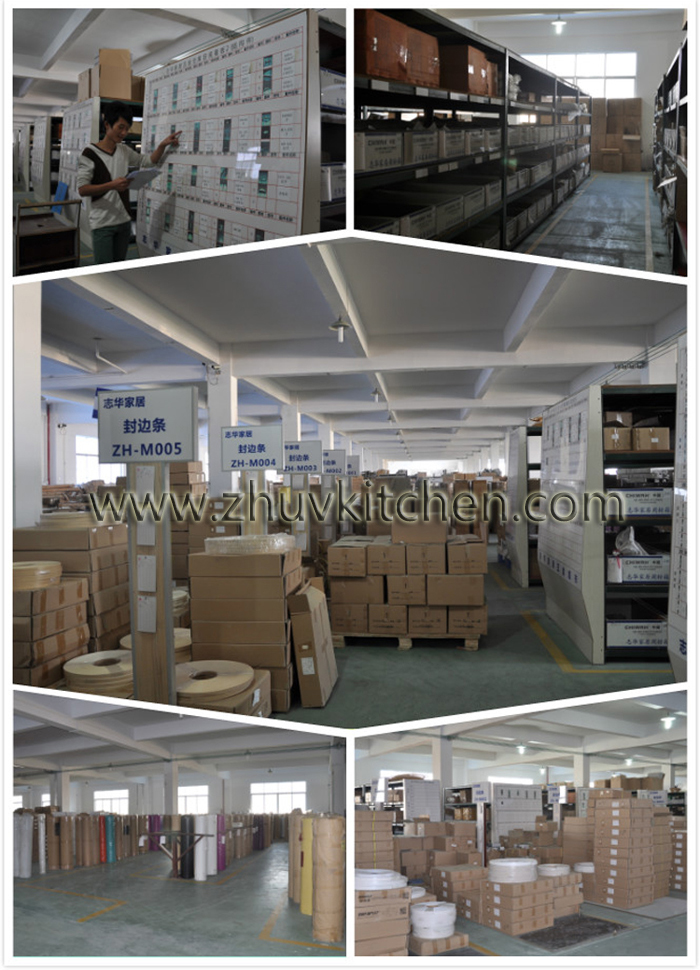 Zhihua kitchen cabinet warehouse