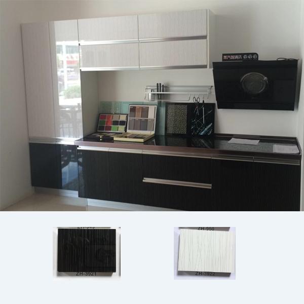 Kitchen Design Uv: High Gloss Kitchen Cabinet, Customized Kitchen Cabinets